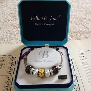 🎁 [Bella Perlina] charm bracelet *bonus bracelet*
